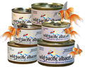 Variety Pack Wild Pacific Seafood